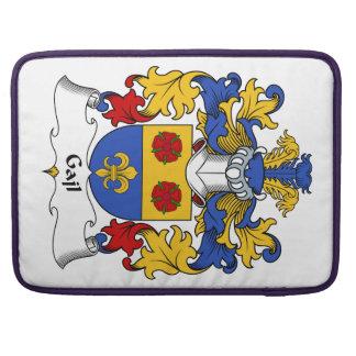 Escudo de la familia de Gajl Funda Para Macbook Pro
