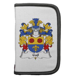 Escudo de la familia de Gajl Planificadores