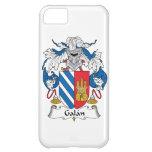 Escudo de la familia de Galan
