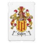 Escudo de la familia de Galen iPad Mini Protectores
