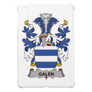 Escudo de la familia de Galen iPad Mini Cobertura
