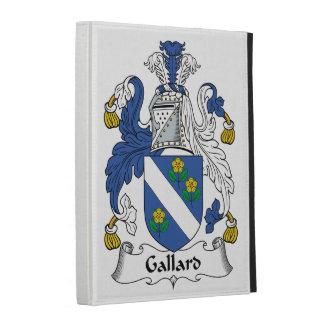 Escudo de la familia de Gallard