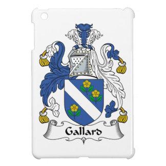 Escudo de la familia de Gallard iPad Mini Protector
