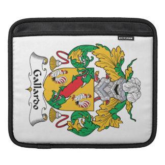 Escudo de la familia de Gallardo Manga De iPad