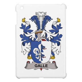 Escudo de la familia de Galle iPad Mini Carcasa