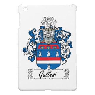 Escudo de la familia de Gallesi iPad Mini Carcasas