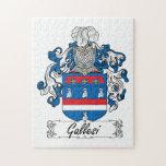 Escudo de la familia de Gallesi Rompecabeza
