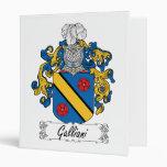 Escudo de la familia de Galliani