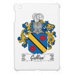 Escudo de la familia de Galliani iPad Mini Fundas