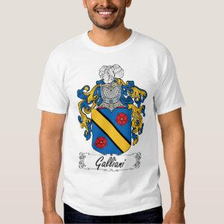 Escudo de la familia de Galliani Poleras