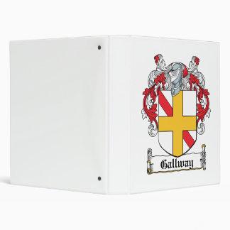 Escudo de la familia de Gallway