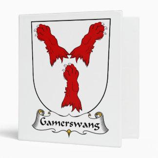 Escudo de la familia de Gamerswang