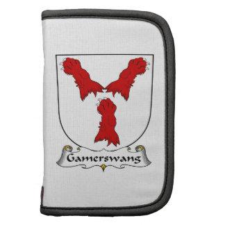 Escudo de la familia de Gamerswang Planificador