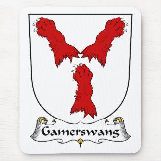 Escudo de la familia de Gamerswang Tapete De Ratones