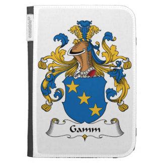 Escudo de la familia de Gamm