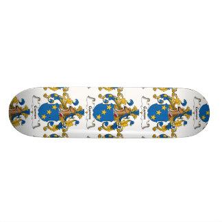 Escudo de la familia de Gamm Tabla De Skate