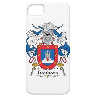 Escudo de la familia de Gandara iPhone 5 Fundas