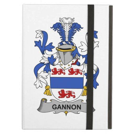 Escudo de la familia de Gannon