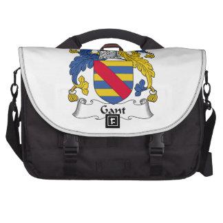 Escudo de la familia de Gant Bolsas Para Portátil