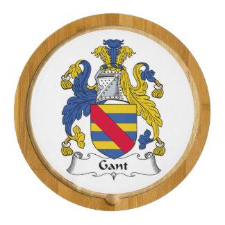 Escudo de la familia de Gant
