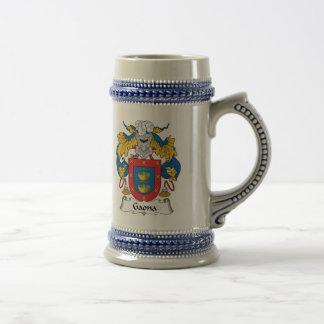 Escudo de la familia de Gaona Taza De Café