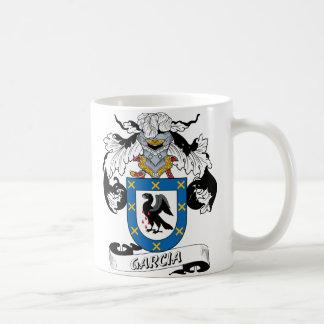 Escudo de la familia de García Taza De Café