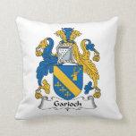 Escudo de la familia de Garioch Cojin