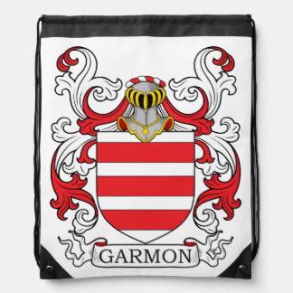 Escudo de la familia de Garmon Mochila
