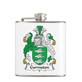 Escudo de la familia de Garmston
