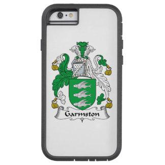 Escudo de la familia de Garmston Funda De iPhone 6 Tough Xtreme