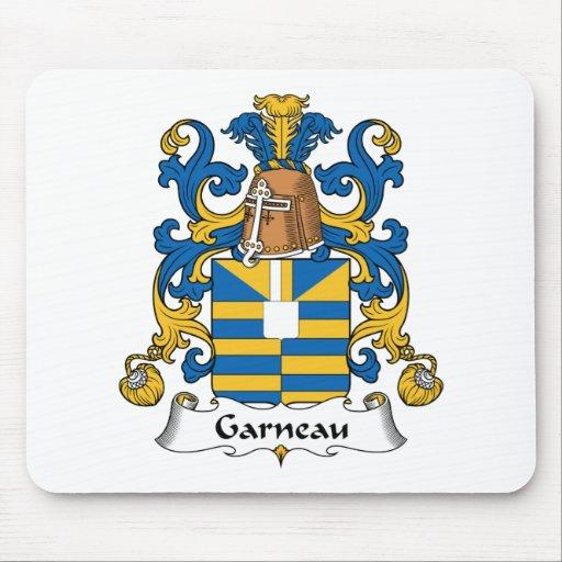 Escudo de la familia de Garneau Tapete De Raton