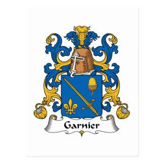 Escudo de la familia de Garnier Postal
