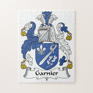 Escudo de la familia de Garnier Rompecabeza