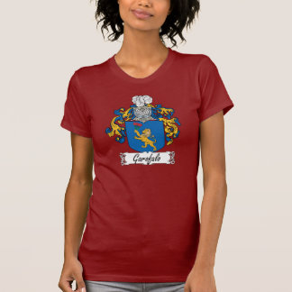 Escudo de la familia de Garofalo Camisetas