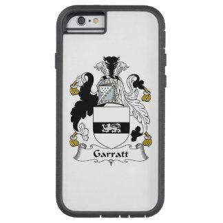Escudo de la familia de Garratt Funda De iPhone 6 Tough Xtreme