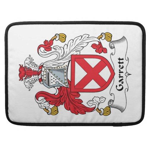 Escudo de la familia de Garrett Funda Macbook Pro