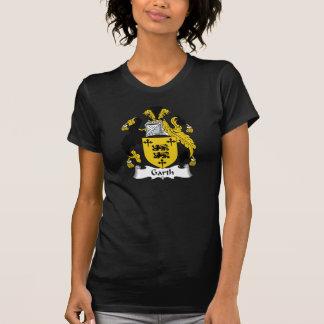 Escudo de la familia de Garth Camisetas