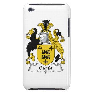 Escudo de la familia de Garth iPod Touch Funda