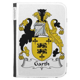 Escudo de la familia de Garth