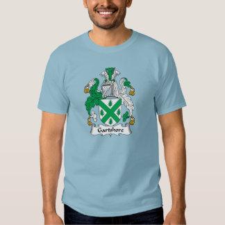 Escudo de la familia de Gartshore Camisas