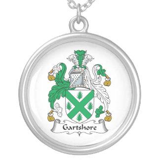 Escudo de la familia de Gartshore Collares