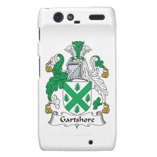 Escudo de la familia de Gartshore Motorola Droid RAZR Carcasas