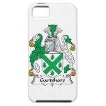 Escudo de la familia de Gartshore iPhone 5 Case-Mate Cobertura
