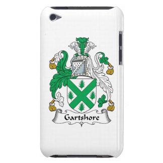 Escudo de la familia de Gartshore iPod Touch Case-Mate Protectores