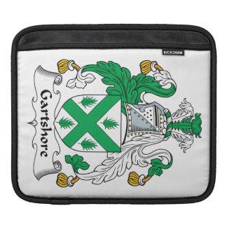Escudo de la familia de Gartshore Fundas Para iPads