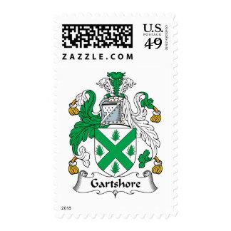 Escudo de la familia de Gartshore Sello