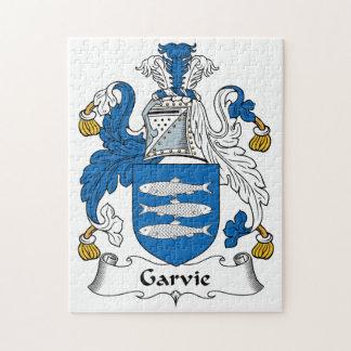 Escudo de la familia de Garvie Rompecabezas