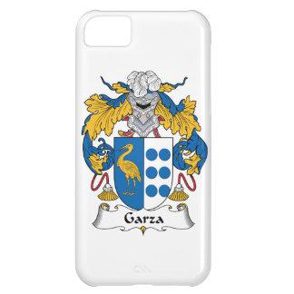 Escudo de la familia de Garza Funda Para iPhone 5C