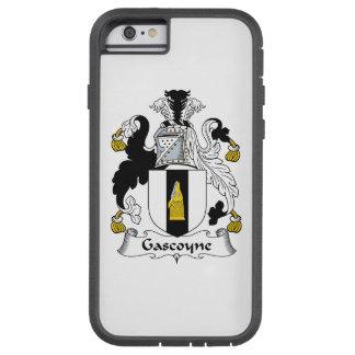 Escudo de la familia de Gascoyne Funda De iPhone 6 Tough Xtreme
