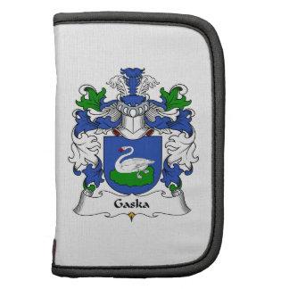 Escudo de la familia de Gaska Planificadores